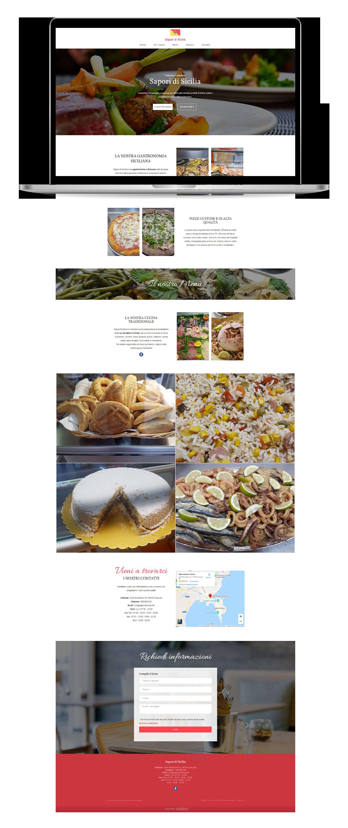 screenshot-sito-gastronomia-sicilia